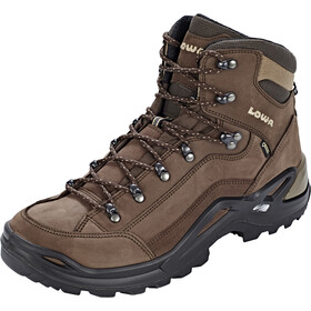 Lowa Renegade GTX Mid Shoes Men, espresso/brown